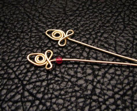 eye pins for jewelry fancy pins headpins eye pins jewelry finding jewelry