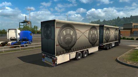 kenwood truck kenwood skin for flemming v s bdf tandem truck pack v1 0
