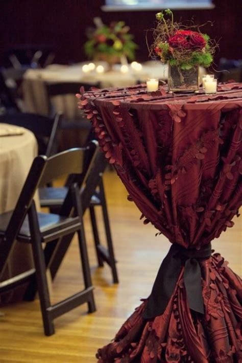 Burgundy Table Ls by 68 Best Images About Wedding Entrance Decorations On