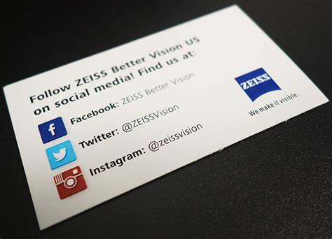 business card template with and instagram logo like us on business cards iwidget org