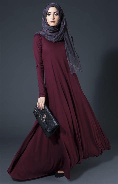 Casual Top Atasan Pakaian Informal Wanita Khaki Classic Style M 33 styles according to muslim fashion world hijabiworld