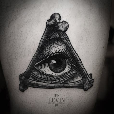 eye of providence tattoo bones eye of providence design best designs