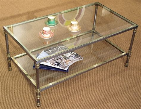 antique coffee table antique glass coffee table antique