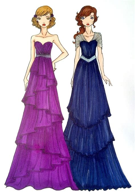 fashion design of dresses evening wear fashiontsunami