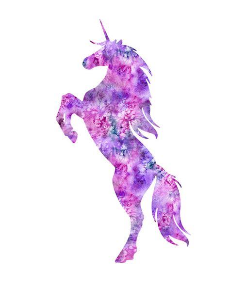 unicorn printable art unicorn print unicorn watercolor unicorn art by