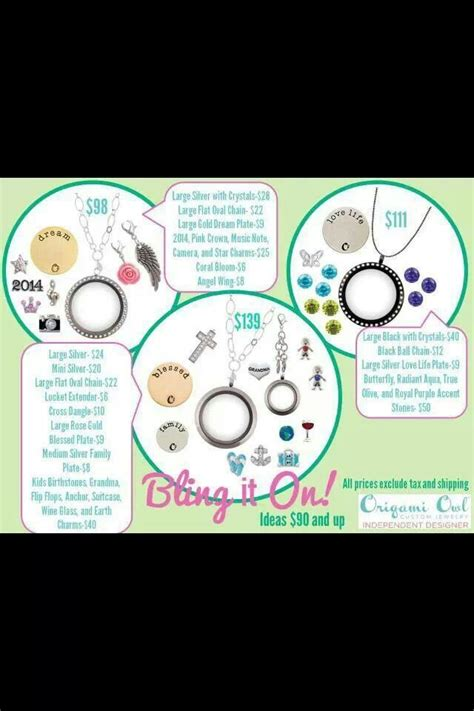 Origami Owl Bracelet Price - 180 best images about origami owl ideas on