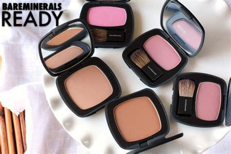 Bare Escentuals Bareminerals Blush by Get Ready For More Bare Escentuals Bareminerals Blushes