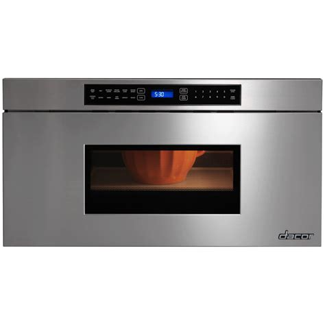 Microwave Philip rnmd30s dacor renaissance 30 quot 950w microwave in a drawer stainless steel aggressive