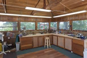 awesome Frank Lloyd Wright Kitchen Design #1: frank-lloyd-wright-workshop.jpg