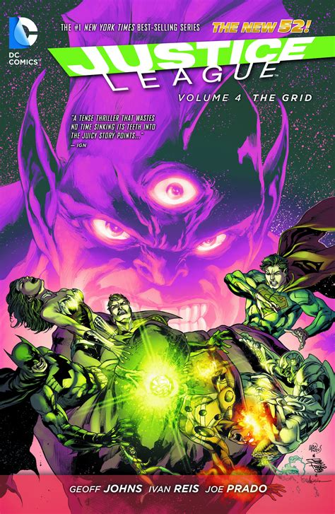 justice league tp vol 1401267793 jun140272 justice league tp vol 04 the grid previews world