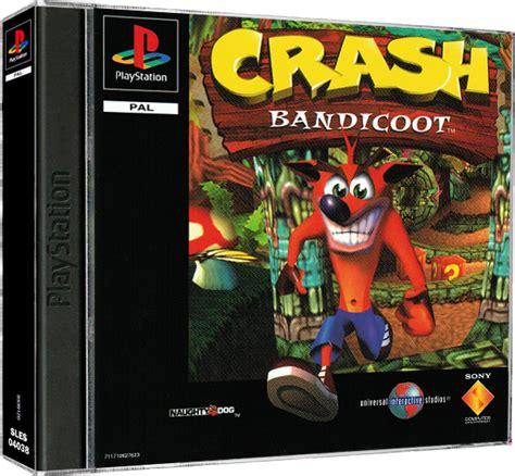 crash bandicoot details launchbox games