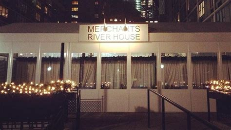 merchants river house drink at these waterside bars in nyc thirsty