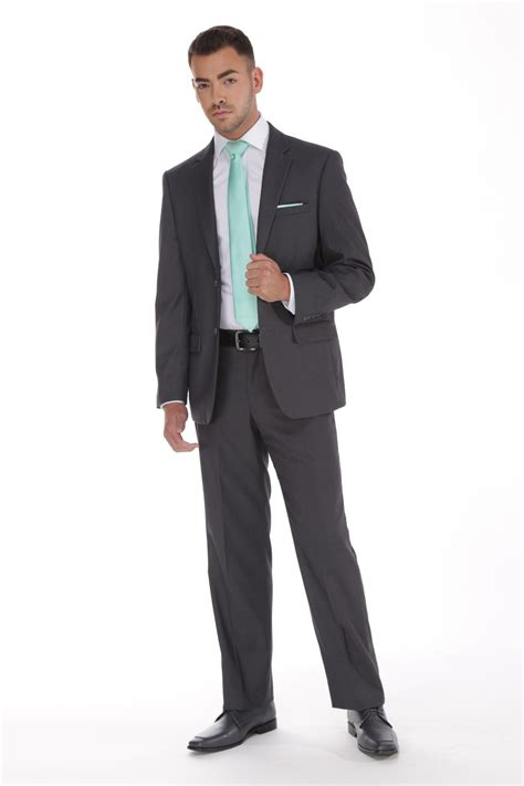 Wedding Suit For by Geno S Formal Affair Charcoal Wedding Suit