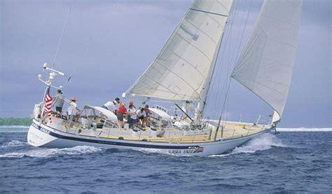 zeil yacht zeiljacht flyer i van conny van rietschoten te koop zeilen