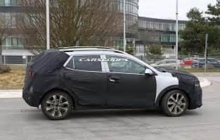 Kia Juke New Kia Stonic Is Korea S Take On The Fiat 500x And Nissan