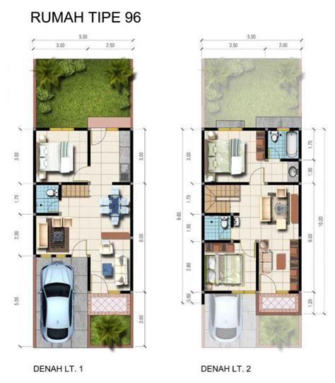 Jual Sho Kuda Di Palembang rumah dijual dijual rumah cluster cantik 2 lantai murah
