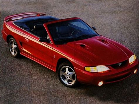 small engine maintenance and repair 1997 ford mustang engine control 1997 ford mustang expert reviews specs and photos cars com