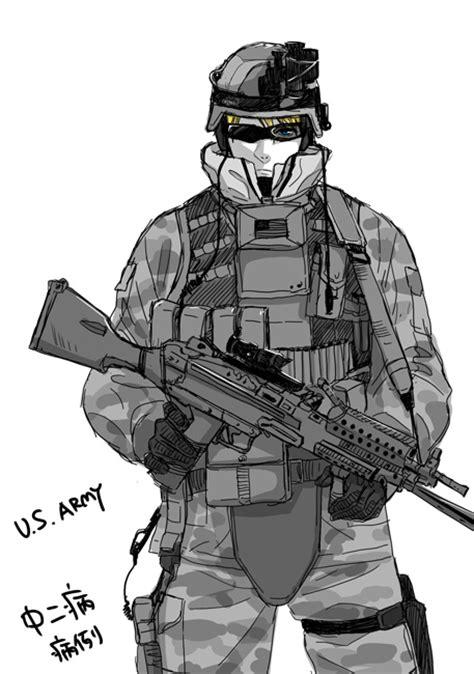 Army - Soldier - Zerochan Anime Image Board