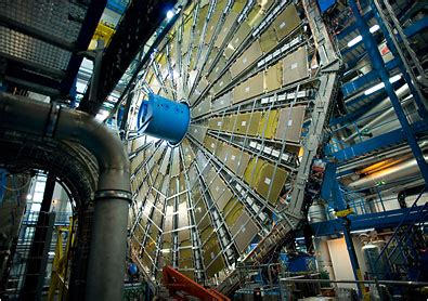 Large Hadron Collider Research Paper by Cern News The New York Times