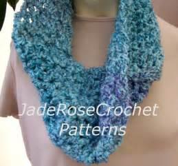 Easy Infinity Scarf Crochet Pattern Crochet Scarf Pattern Crochet Scarf Easy Cowl Pattern