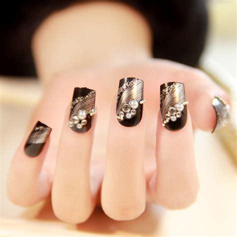 imagenes de uñas pintadas postizas 31 fotos de u 241 as bonitas mis u 241 as decoradas