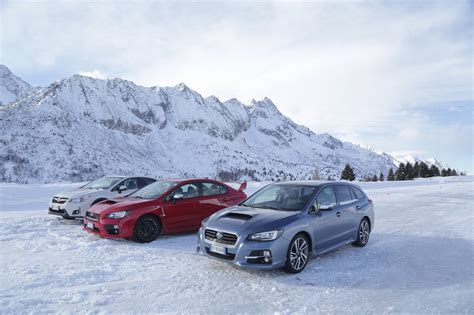 Subaru In The Snow by Eventi Gt Subaru Snow Drive Experience Iantra