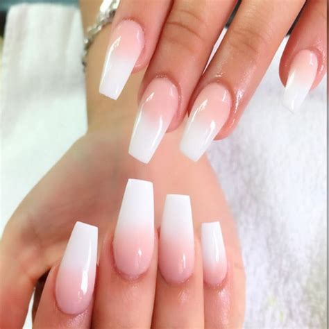 short coffin nails with a natural look essie s quot ladylike image result for natural looking coffin acrylic nails