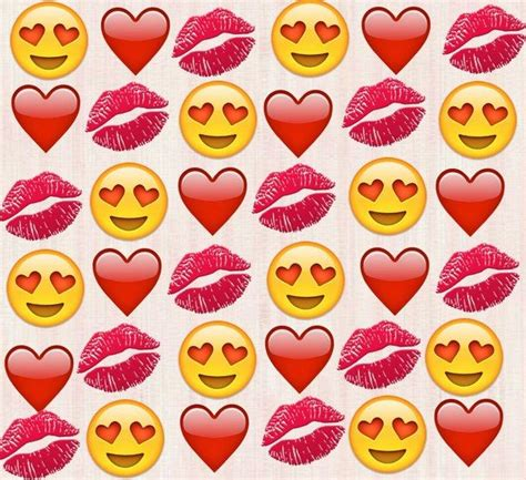 wallpaper emoji love heart lips love red wallpaper emojis emoji