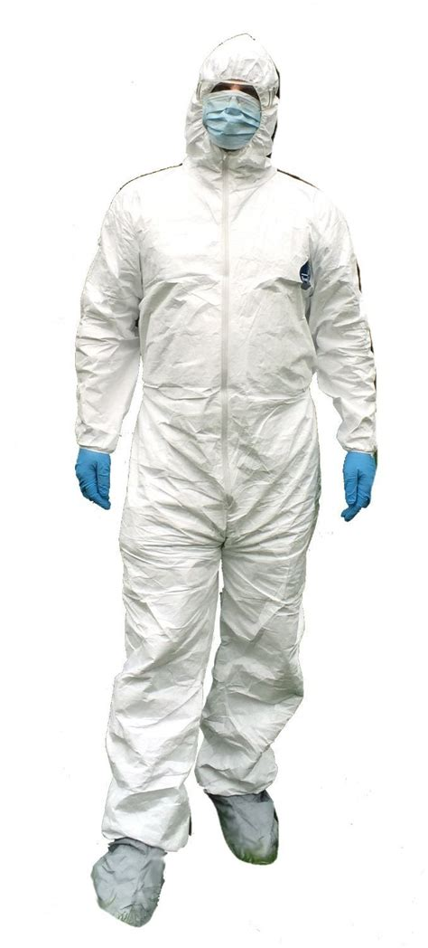 bed bug suit tyvek protective kit dupont tyvek suit w boot eye