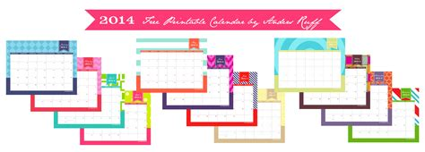 personalized calendar template free calendar image cliparts co