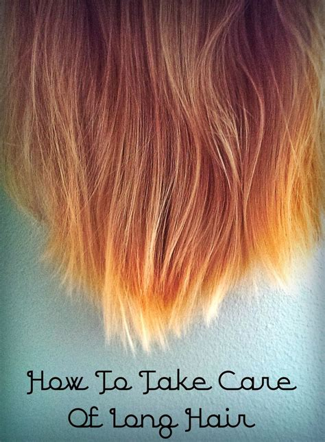 separsted ends bobs hair diy how to take care of long hair my hair care
