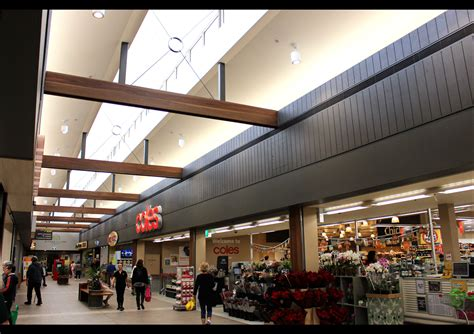 eltham village shopping centre john henry architects