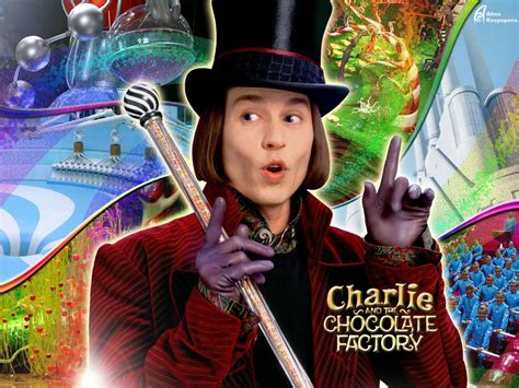 and the chocolate factory and the