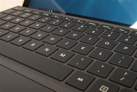 Keyboard For Pro microsoft surface pro 4 review it s faster it s better