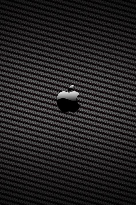 apple wallpaper carbon carbon fiber apple logo by lilmegz97 on deviantart