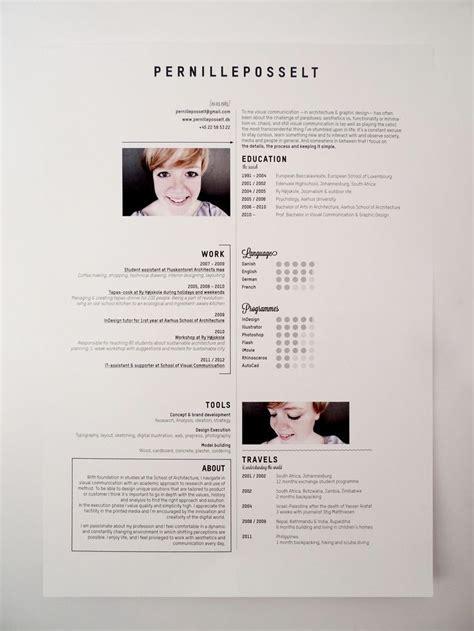 design cv about me 21 best well designed resumes images on pinterest resume