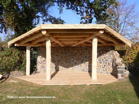 pavillon rundholz grillplatz mit 220 berdachung seite 3 grillforum und bbq