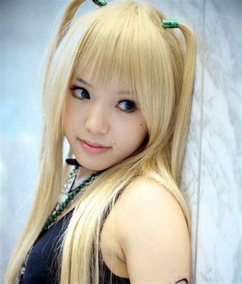 imagenes de japonesas y chinas peinados a la moda peinados con flequillo para mujeres
