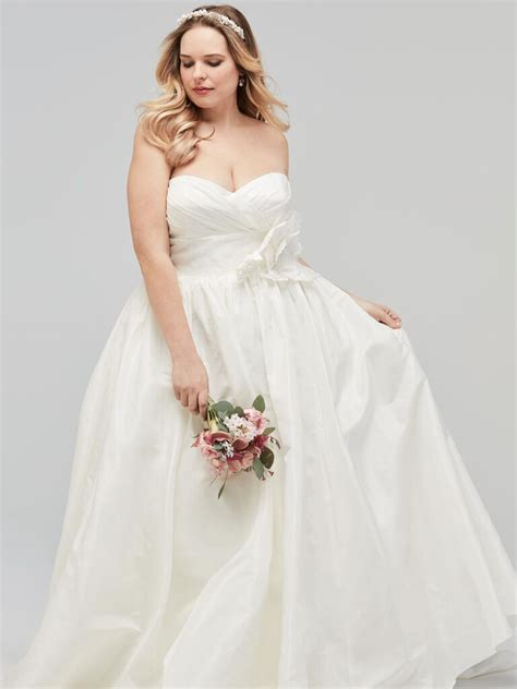 gorgeous  size wedding dress youll love