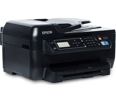 Printer Epson Wf buy epson workforce wf 2750 all in one inkjet printer with fax free delivery currys