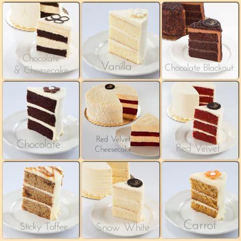 Cake flavor options for your next celebration cake   Cake