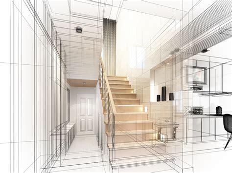black and white line interior design 52514 building home