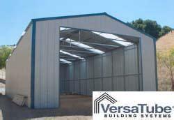 Versatube Shed by Metalgarages Shop Garages Buildings Sheds Utlity