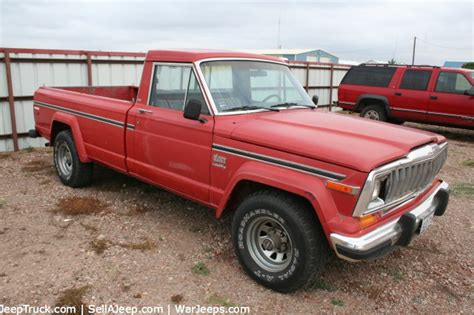Jeep J10 For Sale Img 5528