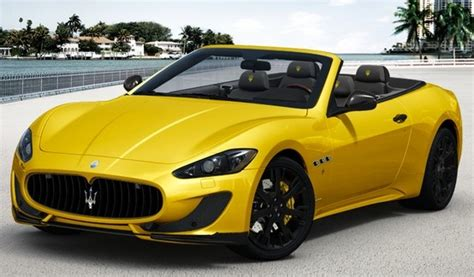Is Maserati An Italian Car by Maserati Granturismo Convertible Sport Beautiful Italian