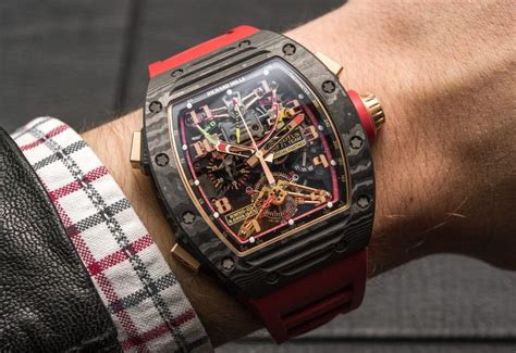 Richadr Mille why richard mille watches are so expensive ablogtowatch