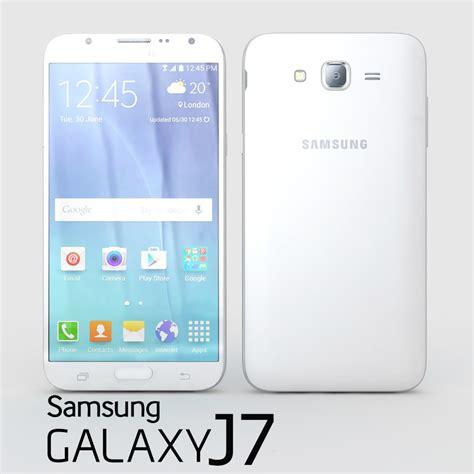 Boneka 3d Samsung J7 2015 3d model samsung galaxy j7