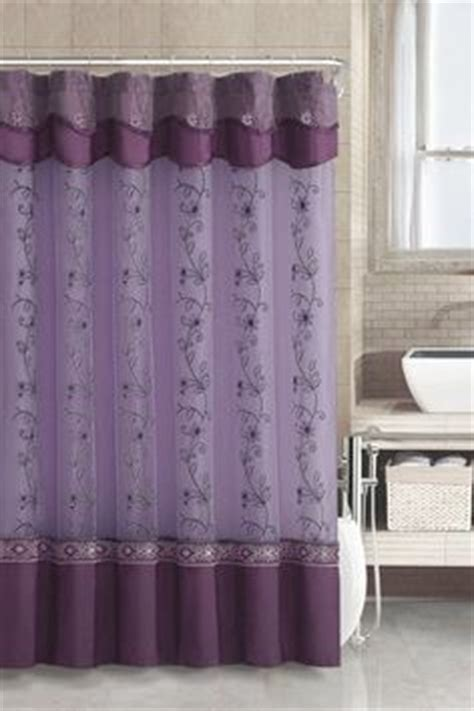 Purple Valance For Bathroom by 1000 Images About Purple Bathroom On Purple Bathrooms Purple Shower Curtains And