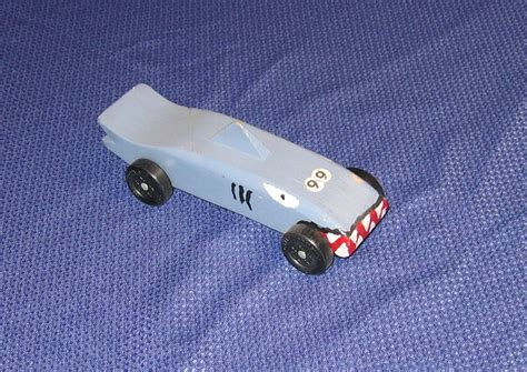 84 related pictures pinewood derby shark template car