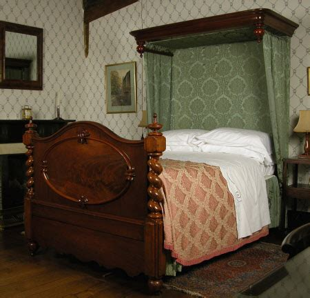 bed tester results object type half tester bed national trust
